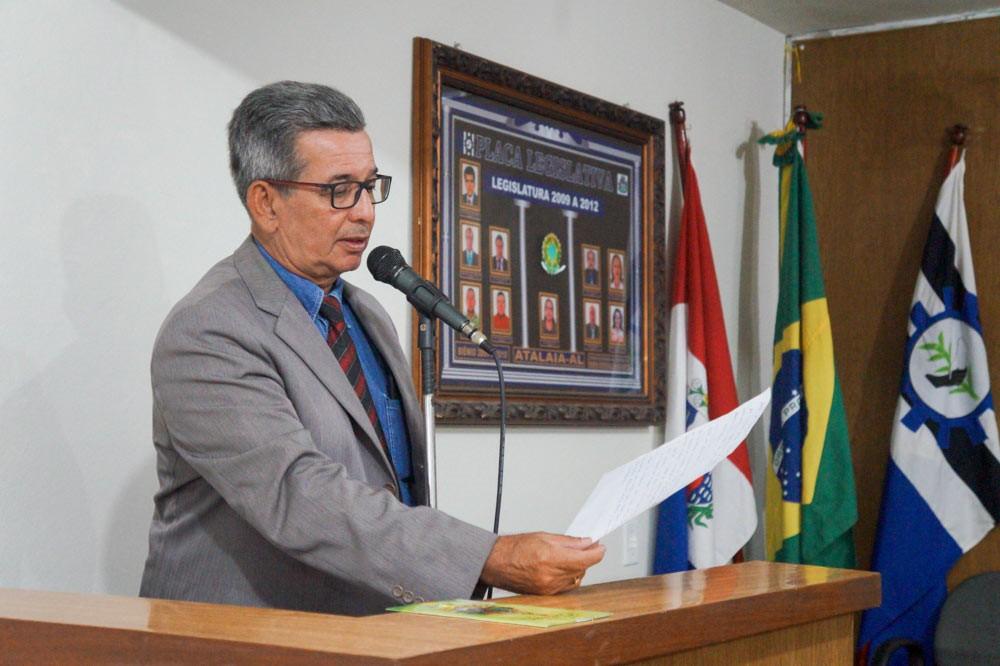 Sessão Ordinária da Câmara Municipal de Atalaia do dia 03 de dezembro de 2019