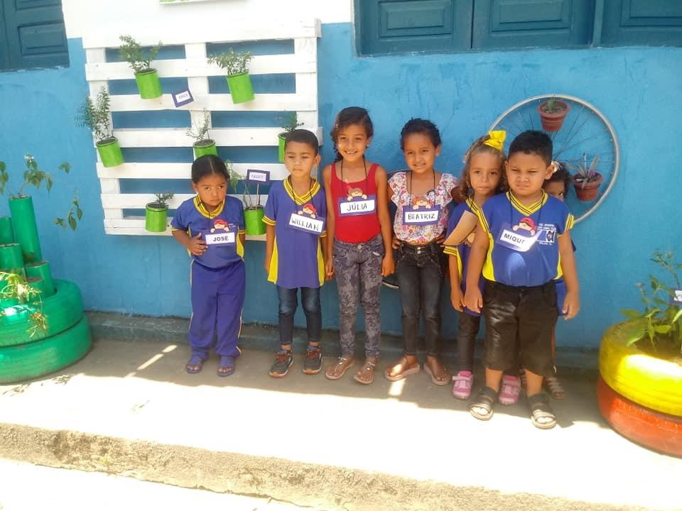 Escola Municipal Cícero Cabral Toledo realiza evento em comemoração ao Dia do Patrono