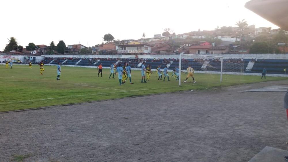 3º Tempo Girador e Show de Bola vencem jogos de ida das semifinais do Campeonato Atalaiense de Futebol