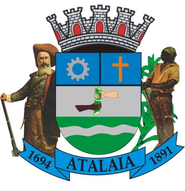 Nota Oficial emitida pela Câmara Municipal de Atalaia.