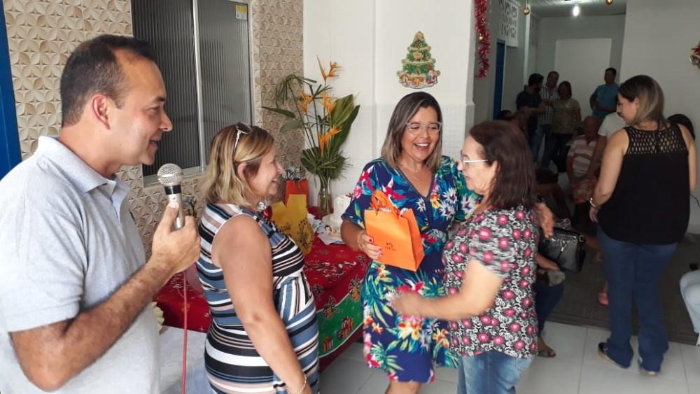 Aposentados e Pensionistas se reúnem em confraternização organizada pelo Atalaia Prev