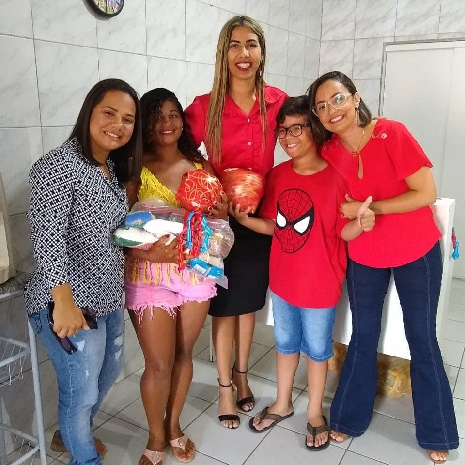Escritório Lucena e Sampaio Advocacia realiza ação solidária neste Natal