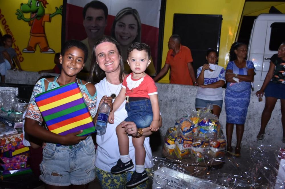 1º Natal Solidário Elvio Brasil. Foto: Alberto Vicente