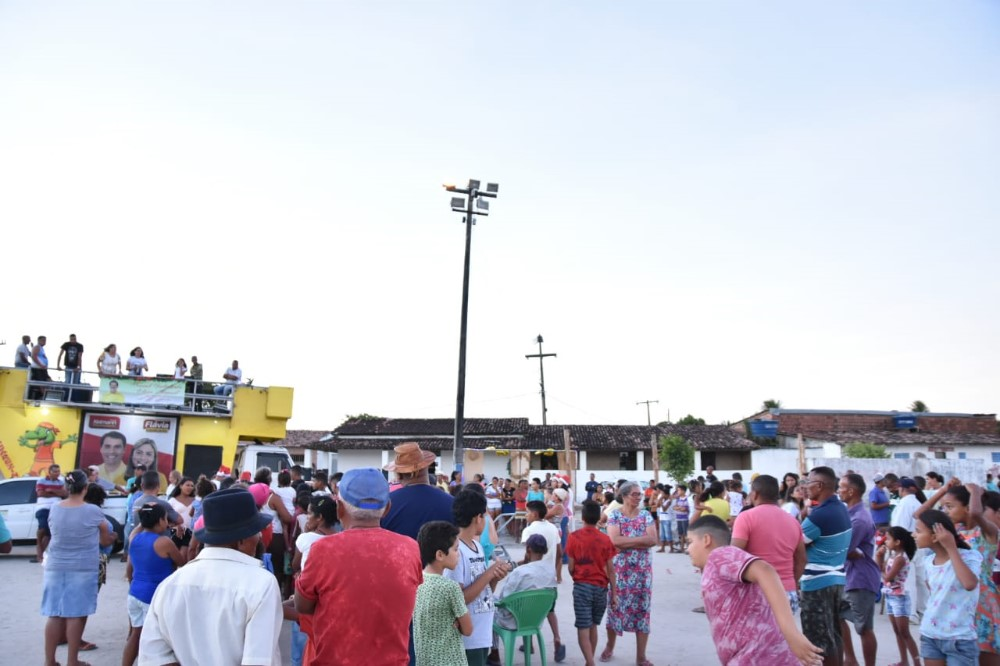 1º Natal Solidário Elvio Brasil beneficia famílias carentes do bairro José Paulino