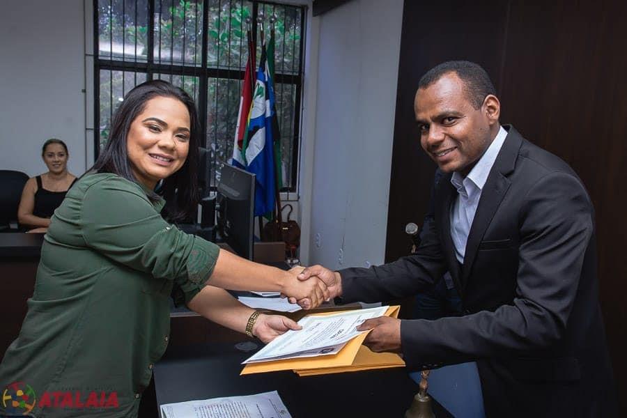 Conselheiros Tutelares tomam posse em Atalaia para o quadriênio 2020-2023