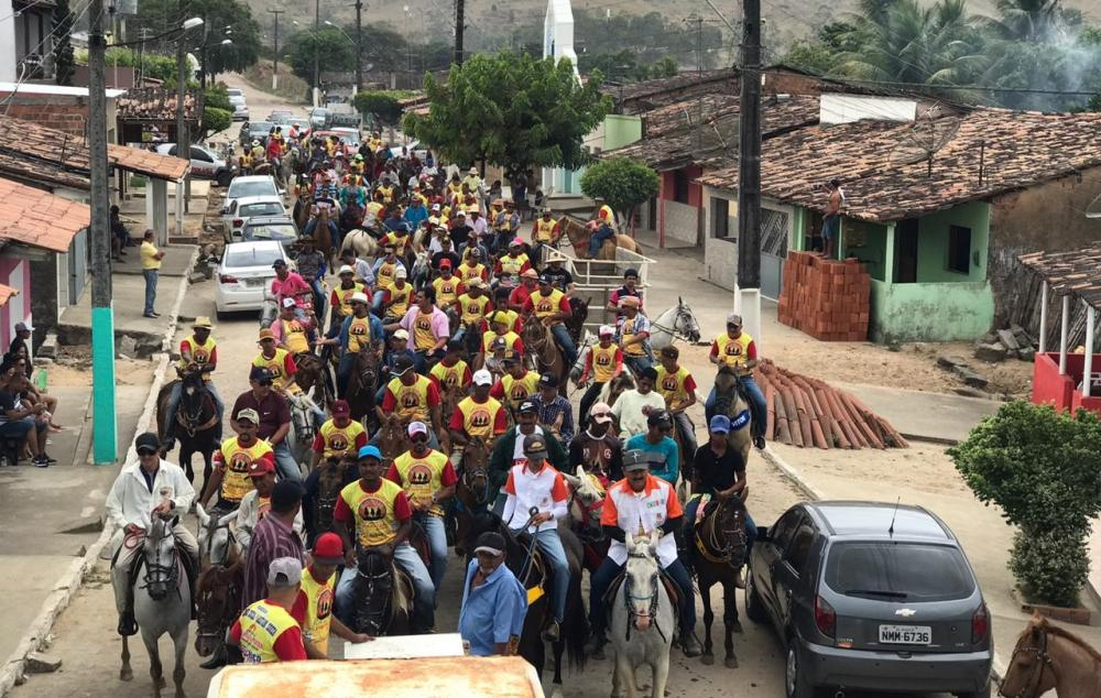 IV Cavalgada Amigos da Porangaba.