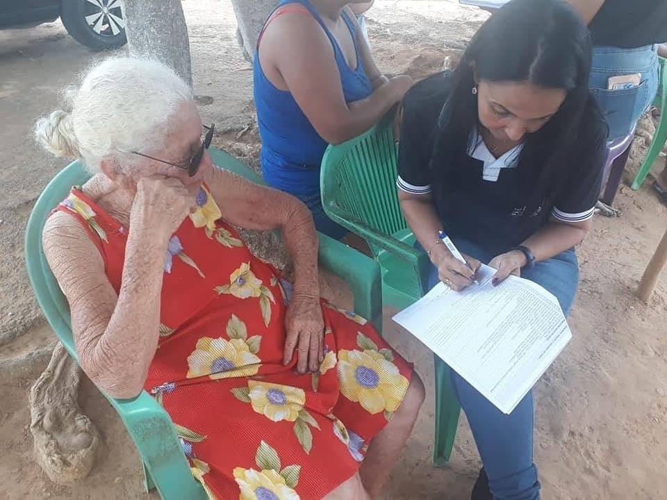 Projeto CRAS na Comunidade leva serviços aos moradores do Gavião