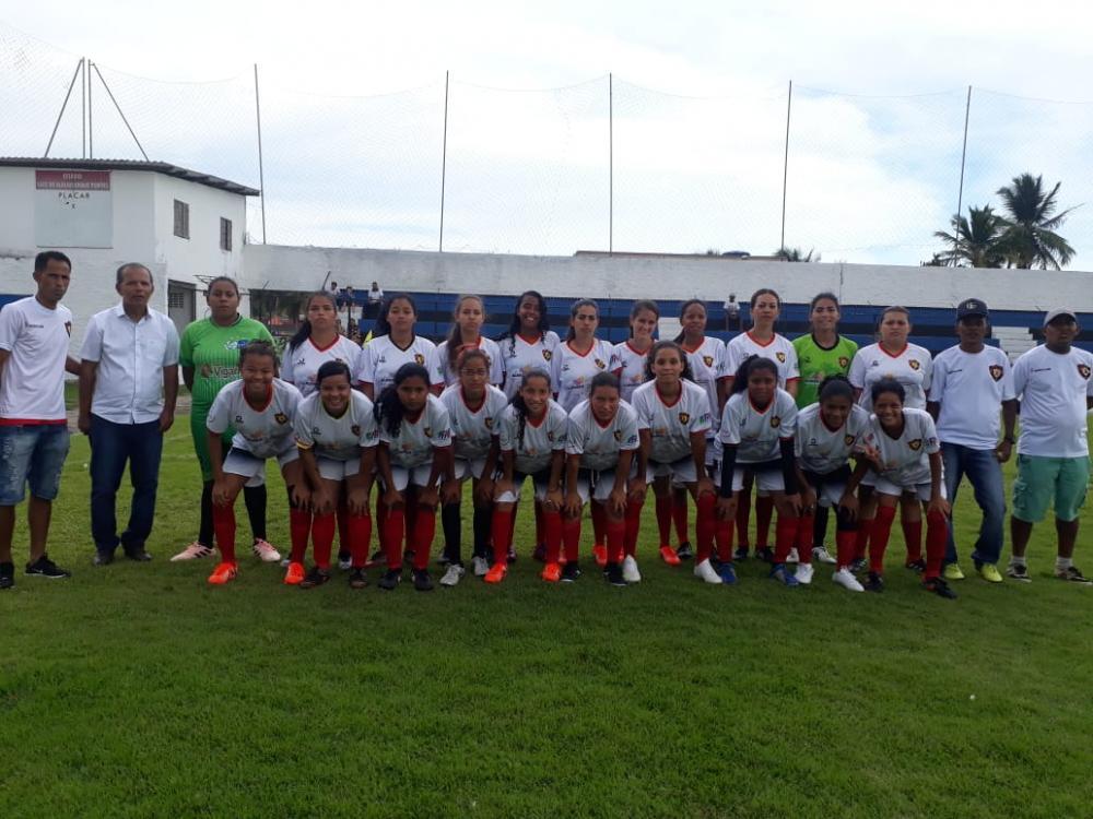 Sport Atalaia representa a cidade na Copa Rainha Marta.