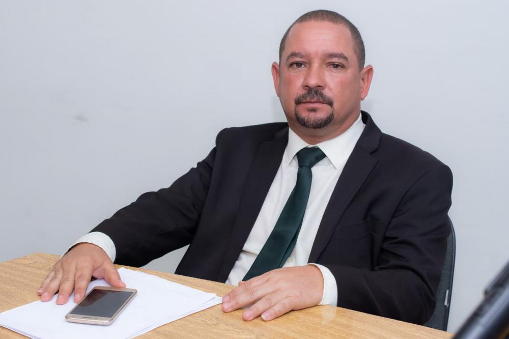 Vereador Quinho do Portão é o presidente do partido em Atalaia.