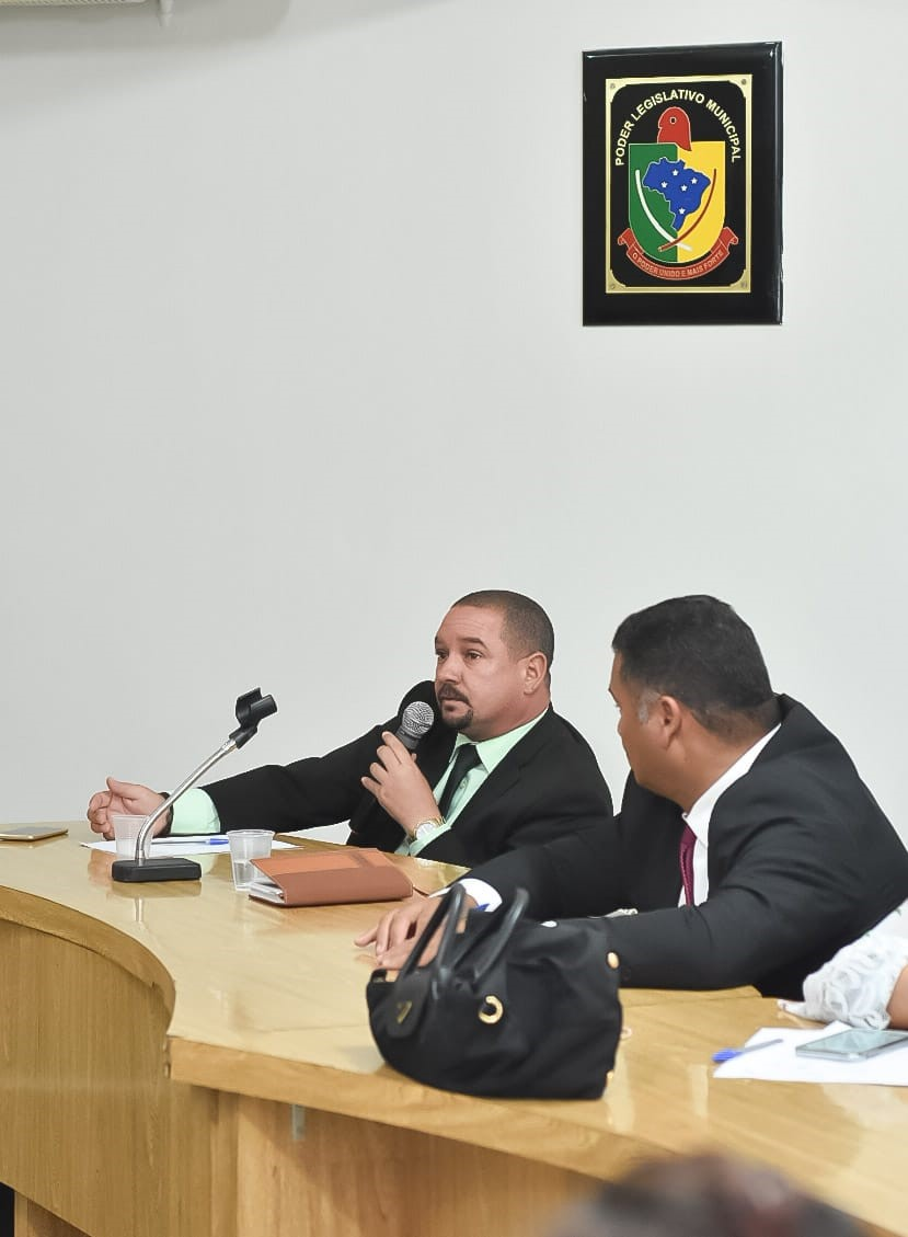 Sessão Ordinária da Câmara Municipal de Atalaia do dia 18 de Fevereiro de 2020