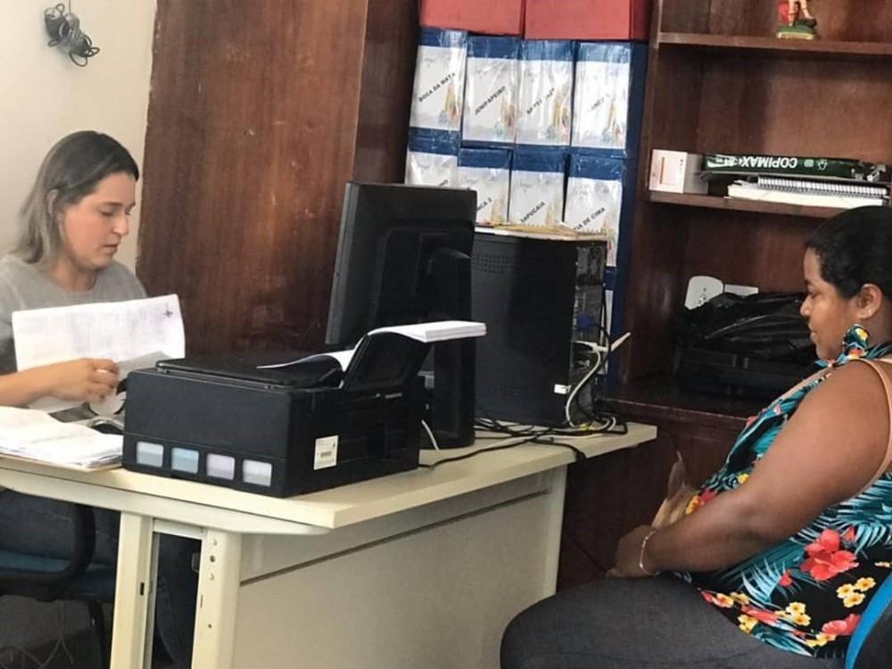 CRAS Atalaia inicia cadastro das gestantes beneficiárias do Bolsa Família no Programa Criança Alagoana