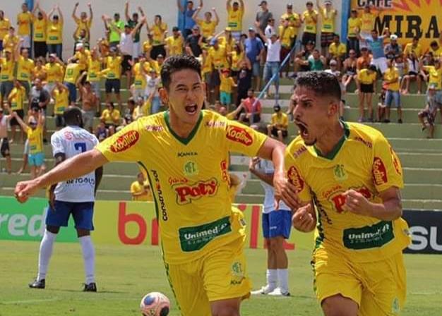 Com gol de Neto Moura, Mirassol vence Santo André e se aproxima da próxima fase do Paulistão