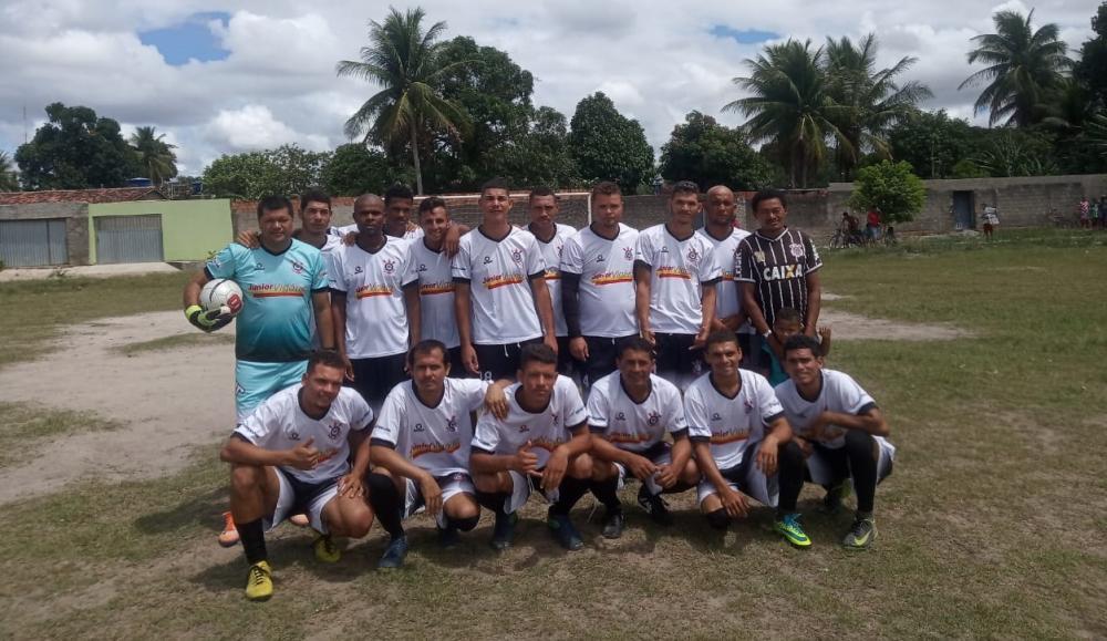 Corinthinhas é uma das equipes participantes da 3ª Copa Ricardo Calheiros.
