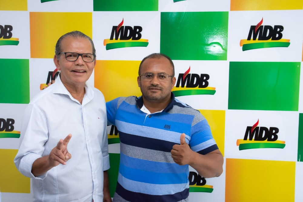 Com novas filiações, MDB Atalaia se fortalece para a disputa eleitoral de outubro