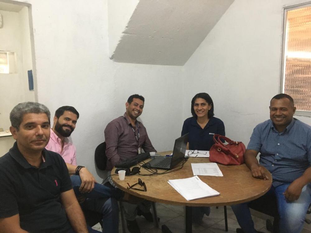 Comissão Municipal de Estatística Agropecuária se reúne com o IBGE