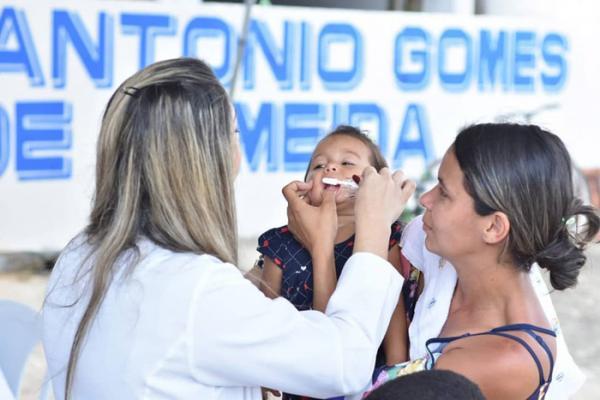 Prefeitura promove Caravana da Saúde no Distrito Santo Antônio.
