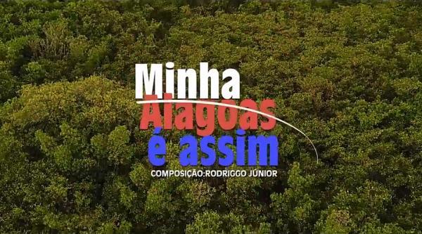 Pedro Henrique, Bianca Calheiros e Winícius Vaqueiro - Minha Alagoas é assim - Composição: Rodriggo Júnior